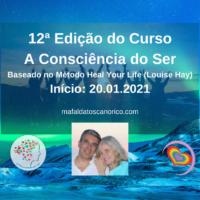 Curso Online A Consciência do Ser 2021 - abertas as inscrições